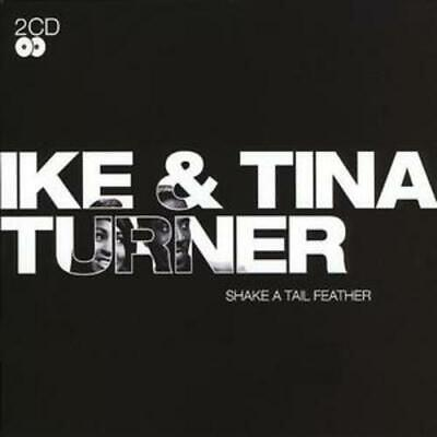 Ike And Tina Turner : Shake A Tail Feather CD 2 Discs (2006) Fast And FREE P & P • 2.39£