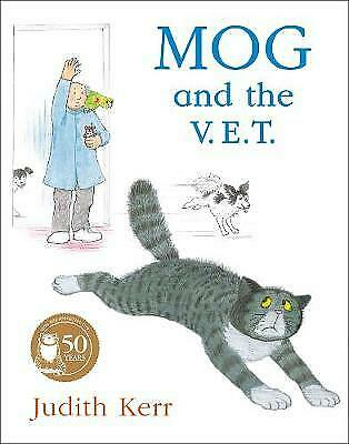 £5.99 • Buy MOG AND THE VET By JUDITH KERR (PAPERBACK) BOOK