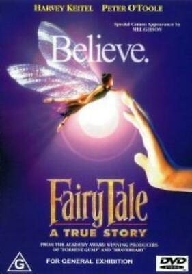 £16.64 • Buy Fairy Tale: A True Story (1997) DVD Value Guaranteed From EBay's Biggest Seller!