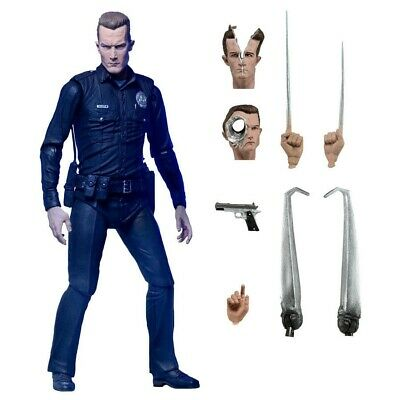 Terminator 2 Ultimate T-1000 Action Figure Neca - Official • 37.95£