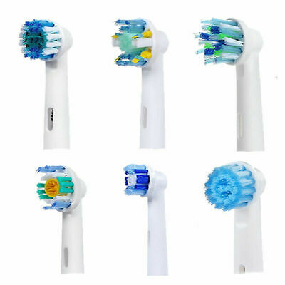 AU22.49 • Buy AU STOCK 10PC Replacement Toothbrush Head For Oral B White Clean Pro Health