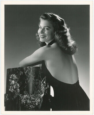 Sultry Hollywood Femme Fatale Ava Gardner 1940s Original MGM Glamour Photograph  • 37.87£