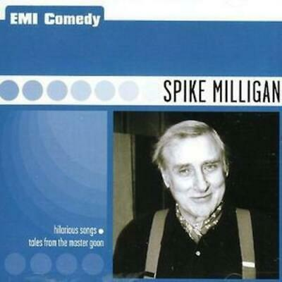 Spike Milligan : Hilarious Songs CD (2000) Highly Rated EBay Seller Great Prices • 3.12£