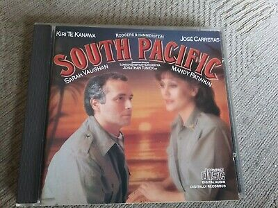 % Rogers And Hammerstein South Pacific Soundtrack Cd Freepost Very Good Conditio • 1.98£