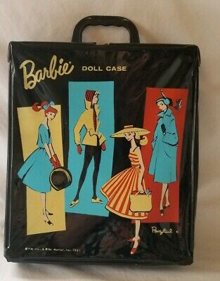 $ CDN13.56 • Buy Vintage Vinyl Barbie Doll Case 1961 Ponytail