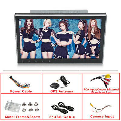AU284.30 • Buy 9'' Android 9.1 2+32GB Car Stereo Radio GPS Navigation Head Unit BT Mirror Link