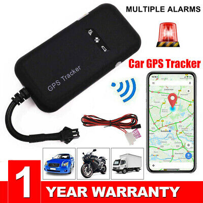 Mini Car GPS GSM GPRS Tracker Vehicle Spy GSM Real Time Tracking Locator Device • 12.65£