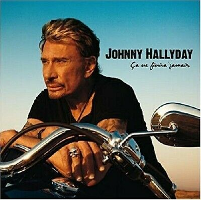 AU42.99 • Buy Johnny Hallyday - Ca Ne Finira Jamais New Cd
