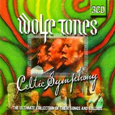 £13 • Buy The Wolfe Tones : Celtic Symphony CD Box Set (2006) Expertly Refurbished Product