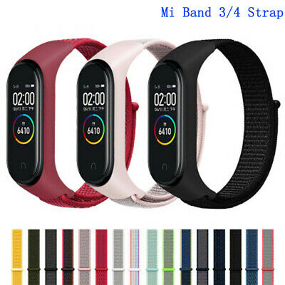 $2.85 • Buy Strap For Xiaomi Mi Band 4 3 Replaceable Bracelet Wristband Breathable Bracelet'