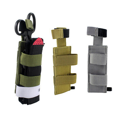 $ CDN7.18 • Buy  Tactical Pouch Camping EDC Gear Holder Molle EMT Pouch FOR TQ Shear