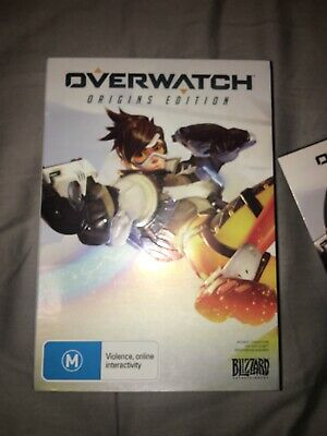 AU20 • Buy Never Used Overwatch Origins Edition For Pc