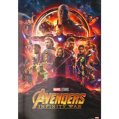 £33.99 • Buy Avengers Infinity War Marvel Jigsaw Puzzle 1000 Pieces Toys Hobbies