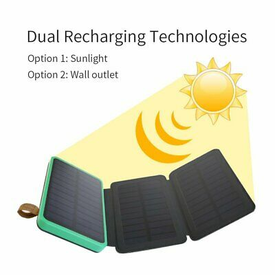 AU35.99 • Buy Portable Power Bank 500000mAh External Pack 2USB Battery Charger For All Phone
