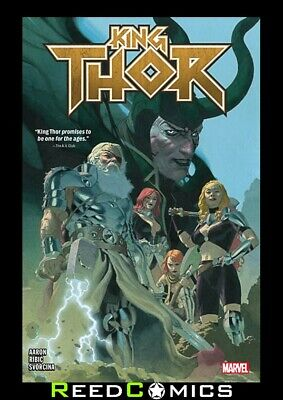 KING THOR GRAPHIC NOVEL New Paperback Collects 4 Part Series By Jason Aaron • 12.50£