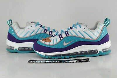 $75 • Buy Nike Air Max 98 Hornets Style # 640744-500 Size 7.5