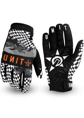 AU29.99 • Buy UNIT MX MTB BMX Bulletin Gloves