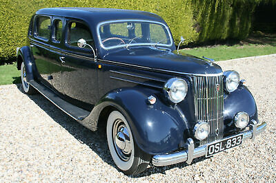 Ford V8 Pilot Stretched Limousine. Faboulous Car In Superb Condition • 24,950£