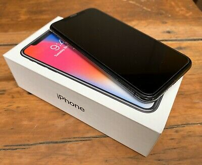 AU405 • Buy Apple IPhone X - 64GB - Space Grey (Unlocked) A1865 (CDMA + GSM) (AU Stock)