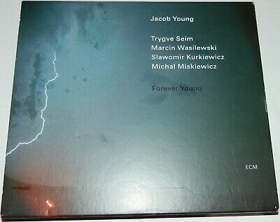 Jacob Young, Forever Young, CD, ECM 2366, 2014, 602537688968,Made In Germany, NM • 5.99£