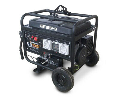 AU1550 • Buy Portable Generator - Petrol 8KVA *FREE DELIVERY*