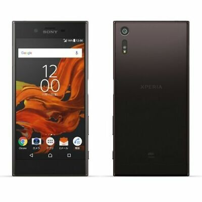 $ CDN693.06 • Buy SONY XPERIA XZ SOV34 AU KDDI Android Phone Smartphone Unlocked Japan Black New