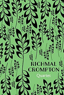 Quartet.by Crompton, Richmal  New 9781509859481 Fast Free Shipping.# • 13.57£