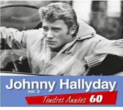 AU21.99 • Buy Johnny Hallyday - Tendres Annees 60 V3 New Cd