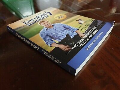 AU10 • Buy The Barefoot Investor: The Only Money Guide You'll Ever Need By Scott Pape