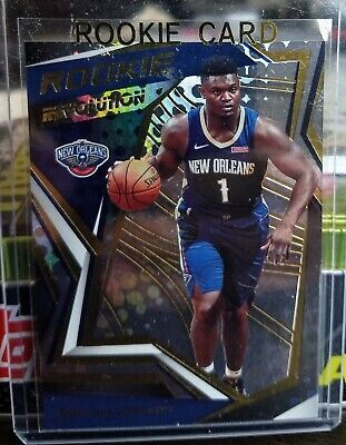 $4.99 • Buy 2019-20 Panini Revolution Zion Williamson New Orleans Pelicans RC Rookie