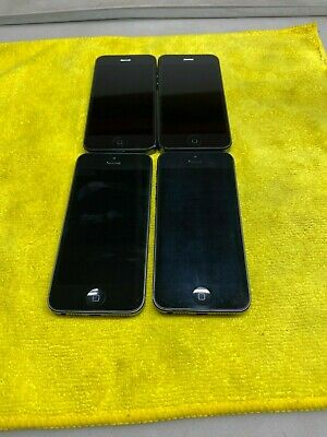 $ CDN140.75 • Buy Lot Of (4) Apple Iphone 5 16 GB (Sprint & T-mobile Locked) *Good Condition