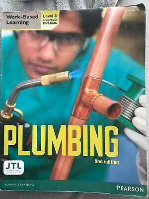 Level 3 Plumbing JTL Book • 18£
