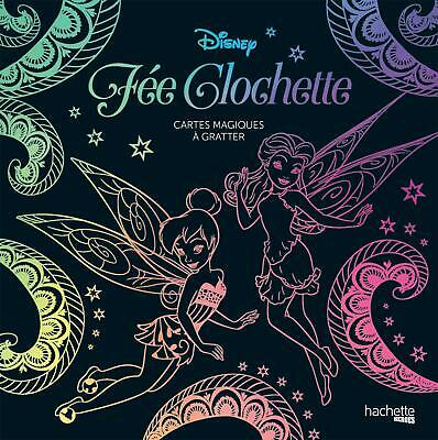 £8.89 • Buy Disney Favourites Fairy Tinkerbell Magic Scratch Adult Colouring Book Cute