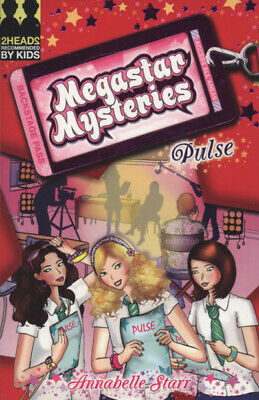 Megastar Mysteries: Pulse By Annabelle Starr (Paperback) FREE Shipping, Save £s • 1.99£