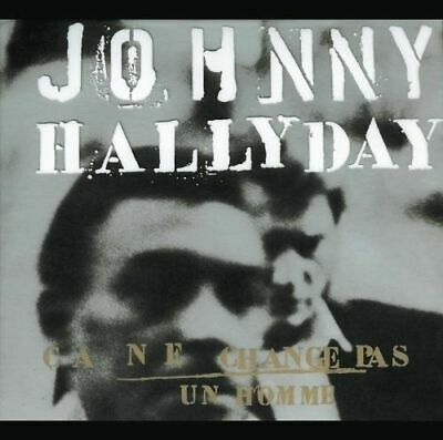 AU46.99 • Buy Johnny Hallyday - Ca Ne Change Pas Un Homme - New Cd