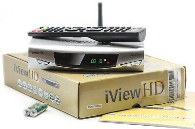NEW Built In WiFi Freeview HD TV Receiver Set Top Box Terrestrial & USB Recorder • 29.99£