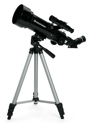 $107.95 • Buy Celestron 70mm Travel Scope With Backpack