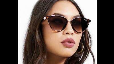 AU59.95 • Buy Brand New QUAY Sunglasses - RUMOURS - Tortoise Brown - RRP$75