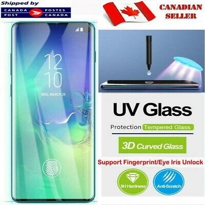 $ CDN5.99 • Buy For Samsung Galaxy Note 8 9 10 Plus S20 + Ultra Tempered Glass Screen Protector