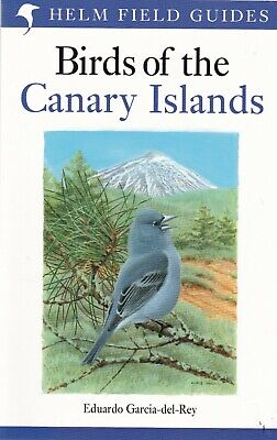 £10.99 • Buy Birds Of The Canary Islands (Helm Field Guides) Paperback Book
