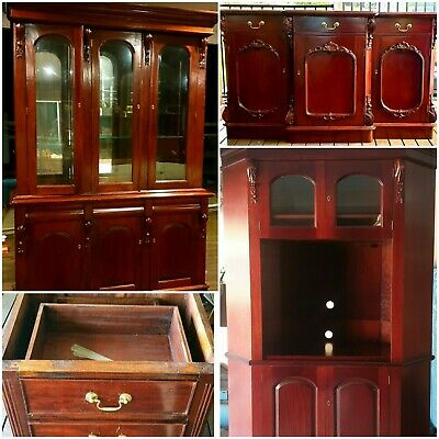 AU1100 • Buy Antique Mahogany Reproduction Furniture Bundle