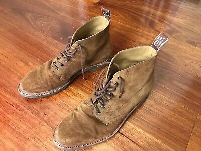 AU122.50 • Buy RM Williams Rickaby Boots 10 G Suede