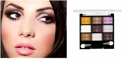 AU9.99 • Buy Laval Palette 9 Colours Eyeshadow Eye Shadow Makeup In Dusk To Dawn