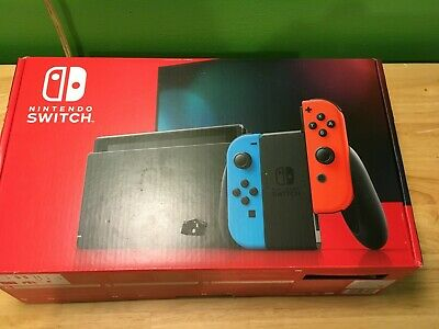 $ CDN585.25 • Buy New Nintendo Switch Game Console (updated Version)