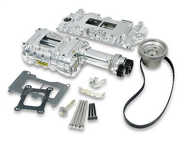 $3262.48 • Buy Weiand 6510-1 Pro-Street SuperCharger Kit