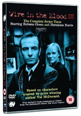 Wire In The Blood 3 [DVD] • 2.86£