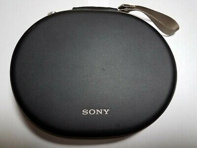$ CDN18.80 • Buy Sony Original Carrying Case For Headphones MDR-1000X / WH-1000XM2 (Black/Brown)