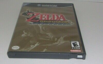 $49.99 • Buy Nintendo Gamecube Zelda The Wind Waker Video Game