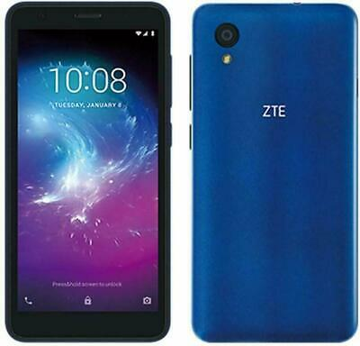 $55.89 • Buy ZTE Blade L8 - 5 Display -16GB, Android P Go-GSM Unlocked-Blue