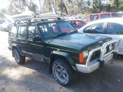 AU5 • Buy Jeep Cherokee Wagon Xj 4wd 4/94 - 9/01, 1 Wheel Nut, Other Parts Available
